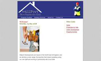MillPort Developments Ltd